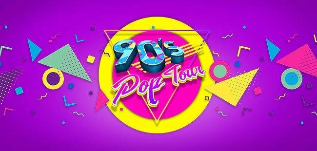 90s pop tour auditorio telmex