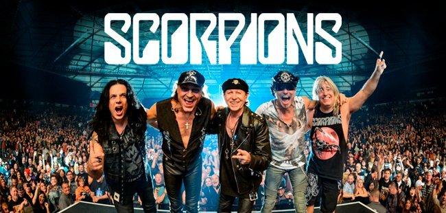Resultado de imagen para scorpions